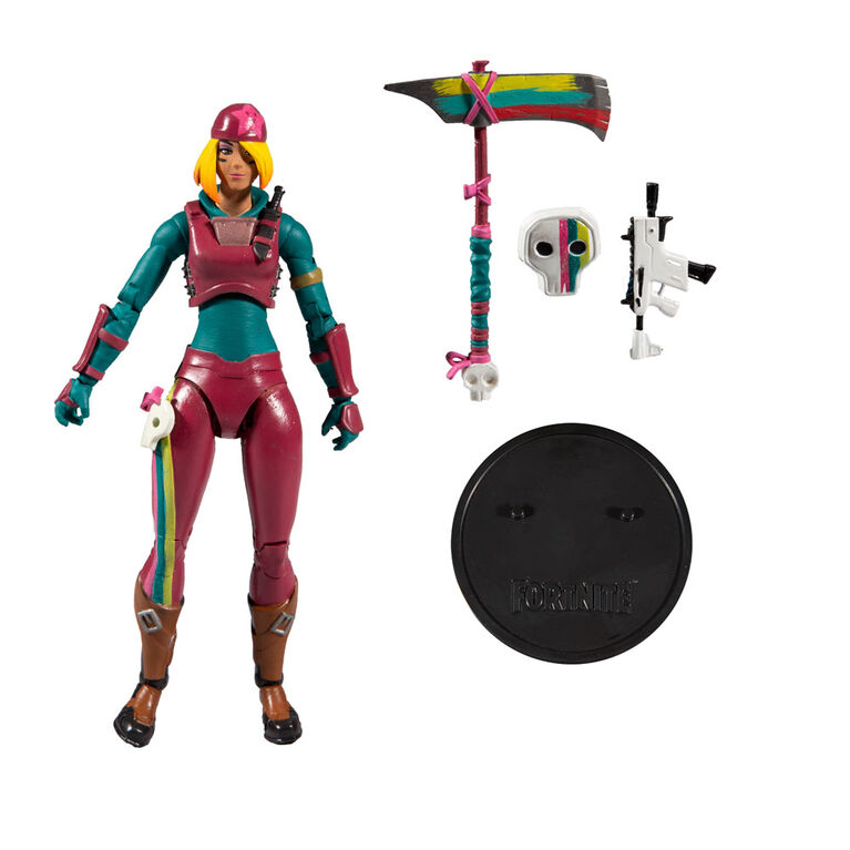 Fortnite Skully - 7″ Action Figure