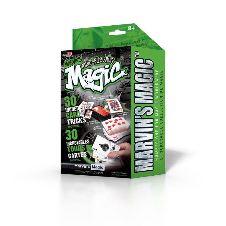Marvin's Magic 30 Incredible Card Tricks