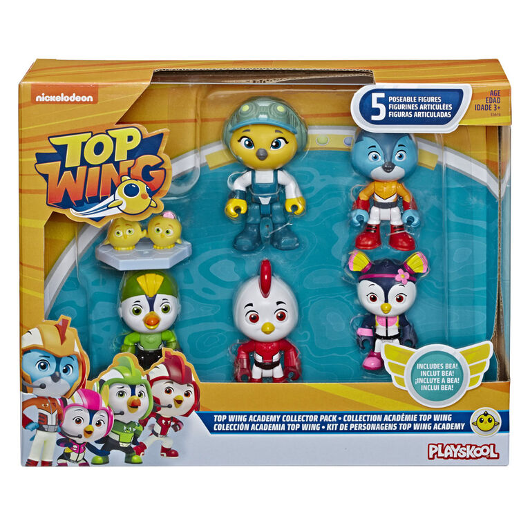 Top Wing Academy Collector Pack