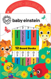 My First Library - Baby Einstein - English Edition