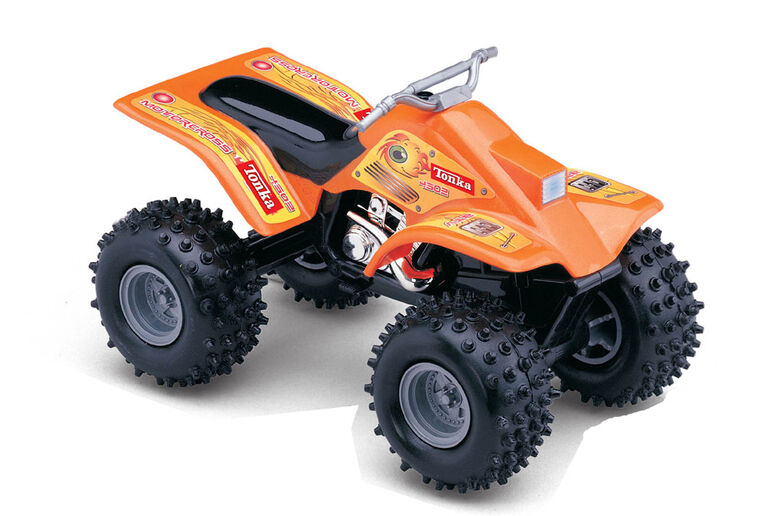 Tonka - All-Terrain Vehicle - Orange - R Exclusive