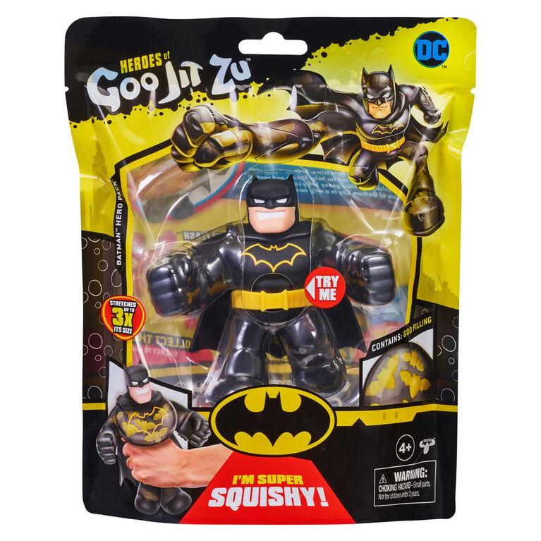 Heroes of Goo Jit Zu DC Hero Pack – Batman