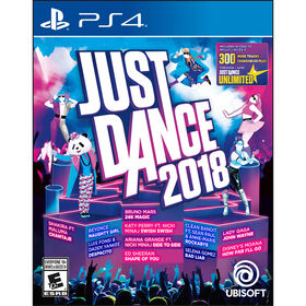 PlayStation 4 - Just Dance 2018