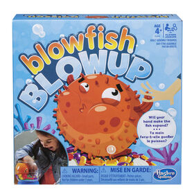 Hasbro Gaming Blowfish Blowup Game