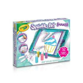 Saupoudreuse Crayola Sprinkle Art