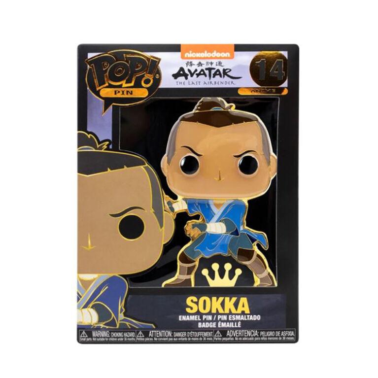 Funko POP! Pin: Avatar the Last Airbender - Sokka
