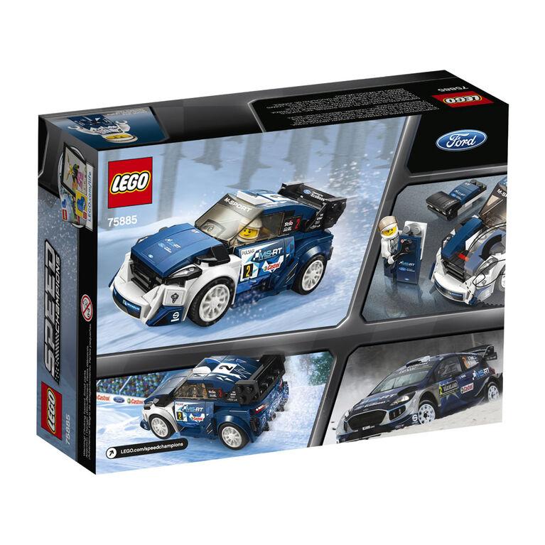 LEGO Speed Champions Ford Fiesta WRC M-Sport 75885