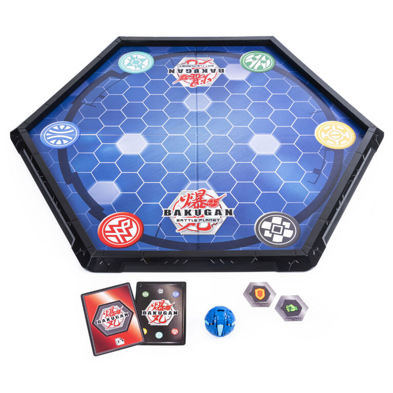 Bakugan Battle Arena, Game Board for Bakugan Collectibles