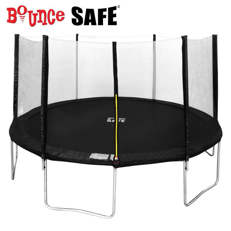 Bounce Safe 14' Trampoline & Enclosure System
