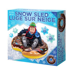 "Snow Tube De 35"" Beigne"