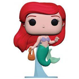 Figurine en vinyle Ariel avec Sac de Little Mermaid par Funko POP!