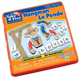 Hangman Game Tin