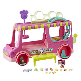 Régal roulant Littlest Pet Shop.