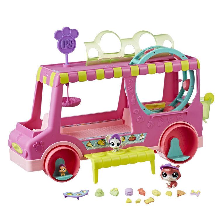Littlest Pet Shop Tr'eats Truck