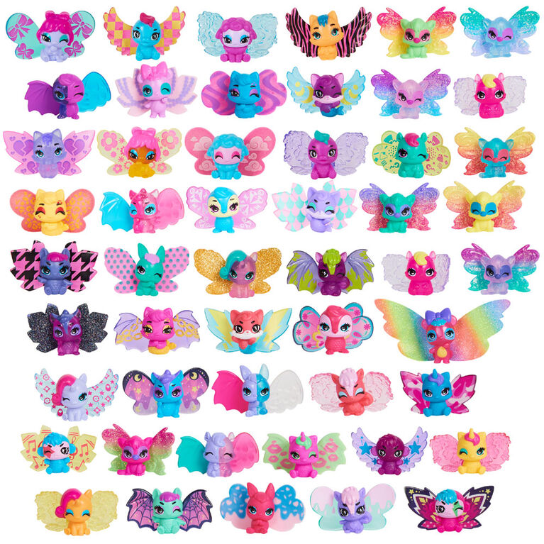 Hatchimals CollEGGtibles, Wilder Wings 1-Pack with Mix and Match Wings (Styles May Vary)