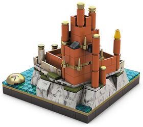 Mega Construx - Game of Thrones - Donjon Rouge - R Exclusif
