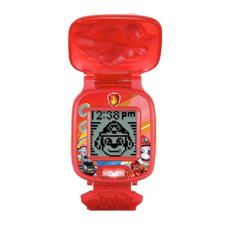 VTech PAW Patrol: The Movie: Learning Watch – Marshall - English Edition