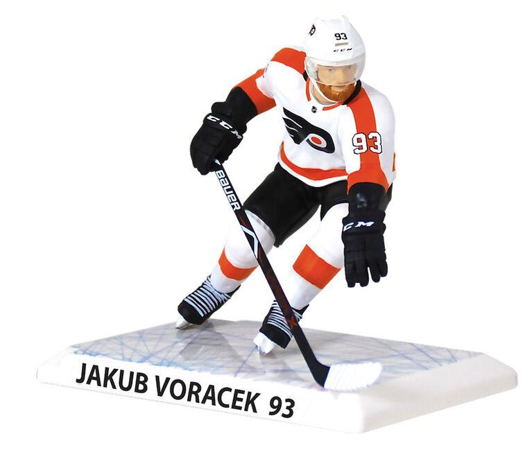 Jakub Voracek des Flyers de Philadelphie -  Figurine de la LNH de 6 pouces.