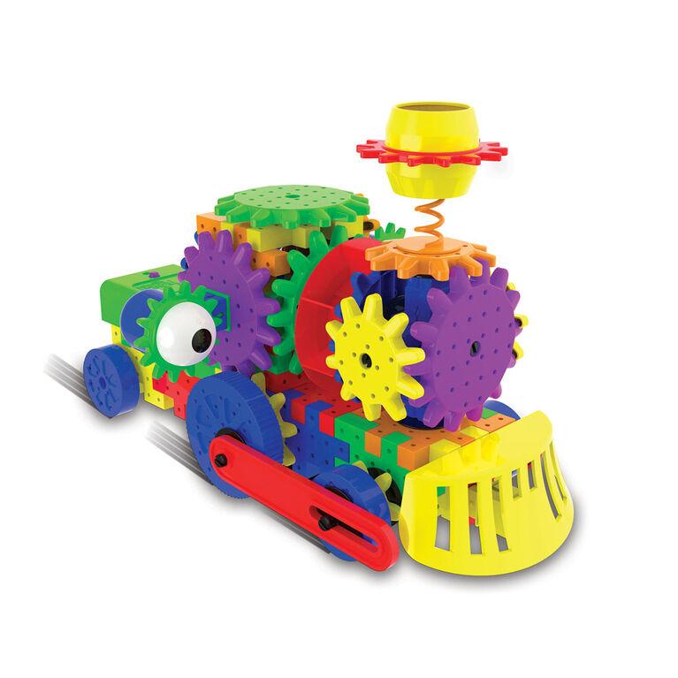 Techno Gears Crazy Train
