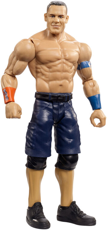 WWE John Cena Top Picks Action Figure - English Edition