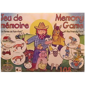 Memory Game - At The Friendly Farm