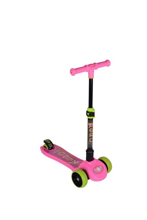 Flybar Aero 3-Wheel Scooter (Pink)