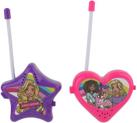 Barbie Walkie Talkies