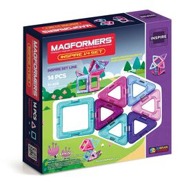 Magformers Inspire 14 Piece Set