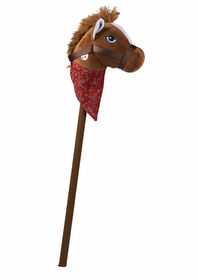 Animal Alley 34 inch Stick Horse