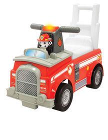 PAW Patrol - Fire Truck Ride-On Marshall