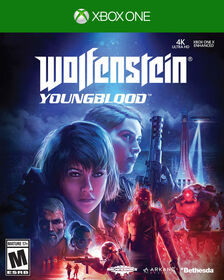 Xbox One Wolfenstein Youngblood