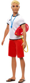 Barbie Lifeguard Ken Doll