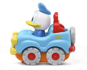 VTech Go! Go! Smart Wheels® Donald SUV - Édition anglaise