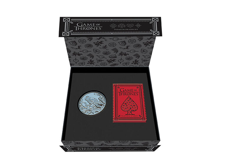 Game of Thrones Premium Dealer Playing Card Set