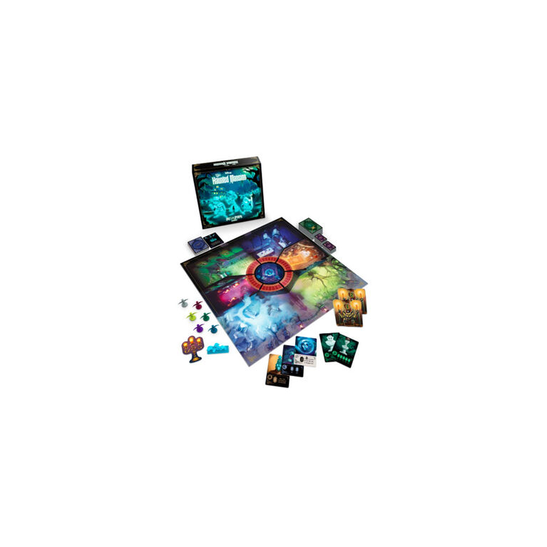 Disney Haunted Mansion - Call of the Spirits Board Game