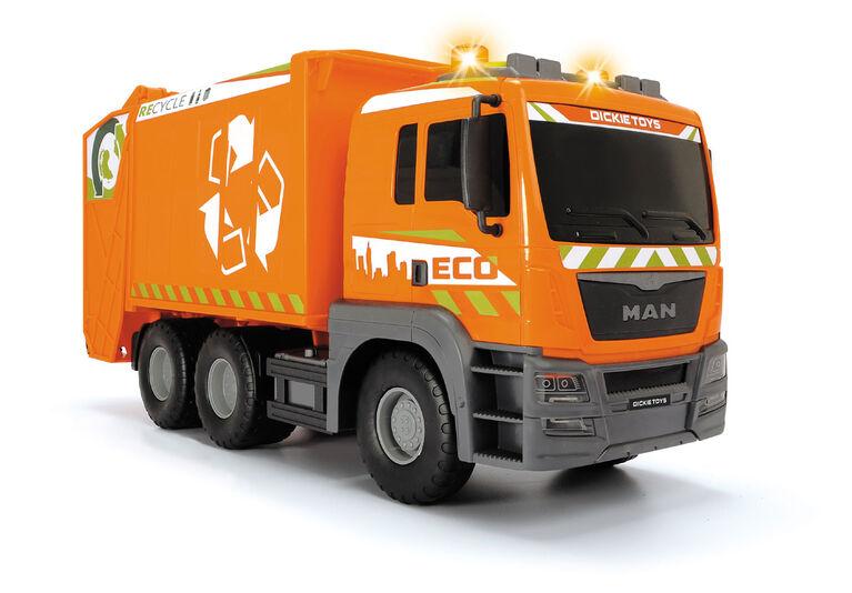 Dickie Toys - Garbage Truck