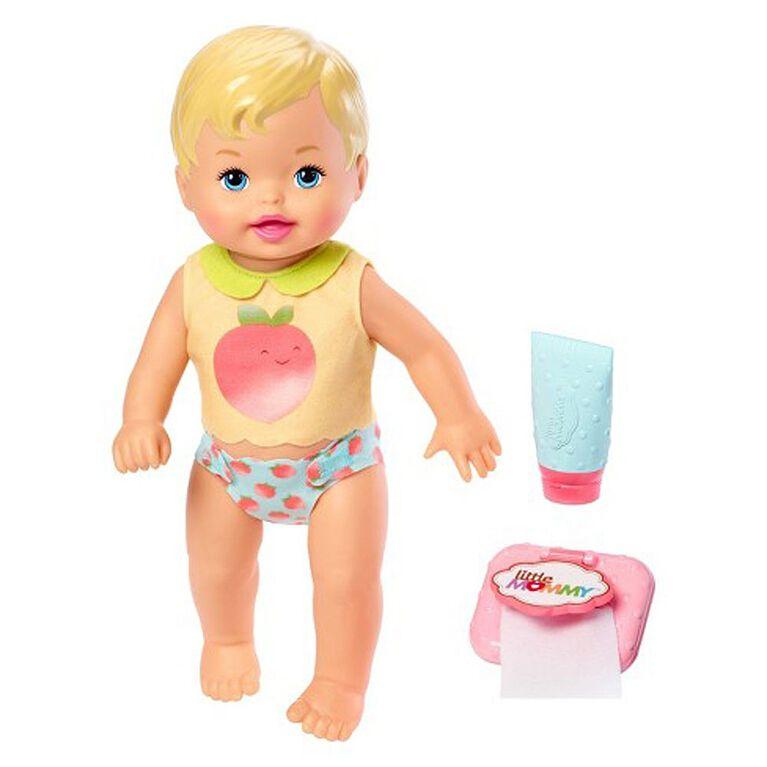 Little Mommy - Poupée Bébé à langer. - Notre Exclusivité