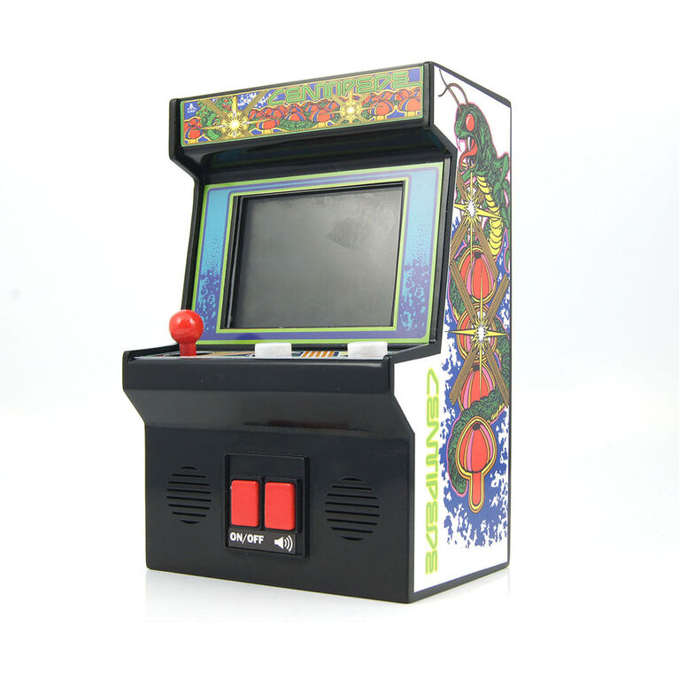 The Bridge Direct Mini Arcade Centipede