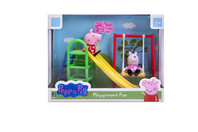 Peppa & Suzy Playground Fun