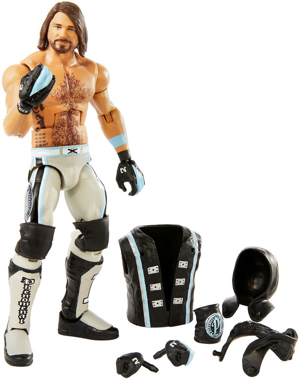 WWE Top Picks AJ Styles Elite Collection Figure
