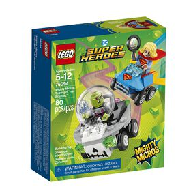 LEGO Super Heroes Mighty Micros: Supergirl™ vs. Brainiac™ 76094