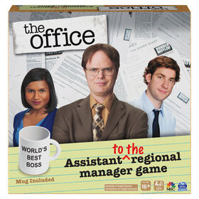 The Office TV Show, Assistant to the Regional Manager Party Game