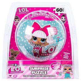 L.O.L. Surprise! - 60-Piece Puzzle Sphere