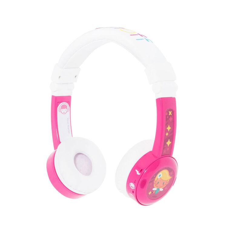 BuddyPhones InFlight - Rose