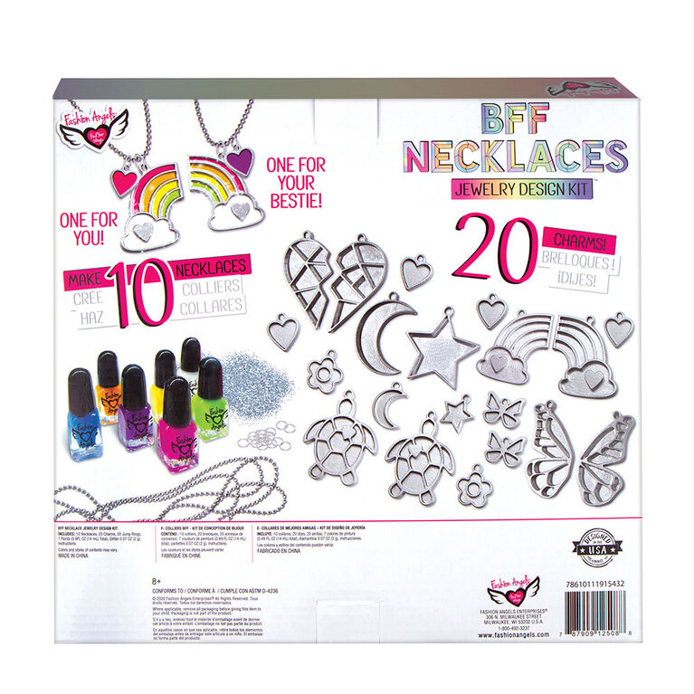 BFF Necklaces Jewelry Design Kit