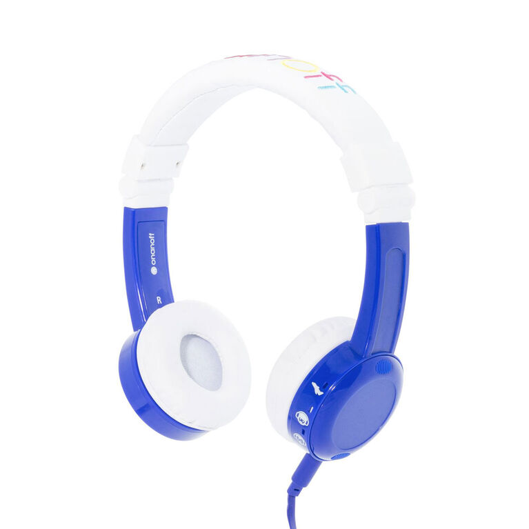 BuddyPhones InFlight, Blue