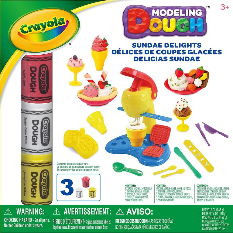 Crayola - Sundae Delight