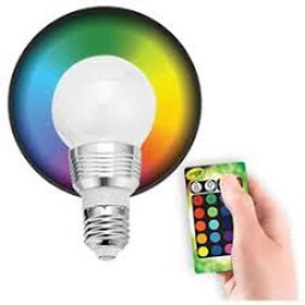 Crayola LED Color Changing Bulbs - 2 Pack