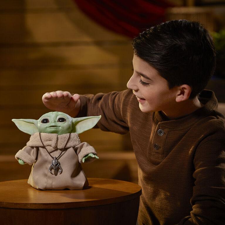 "Star Wars The Child Animatronic Edition ""AKA Baby Yoda"""