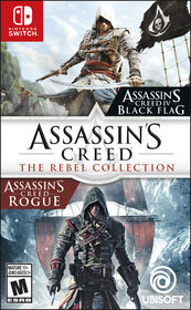 Assassin's Creed The Rebel Collection - Nintendo Switch